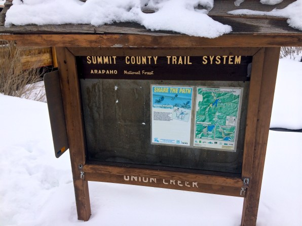 Summit Country Trail System