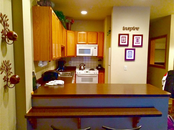 Cozy Kitchen Copper Mountain