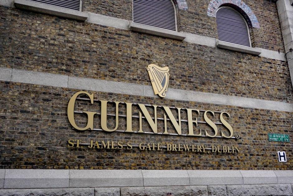 Guiness Storehouse - Dublin Budget Travel