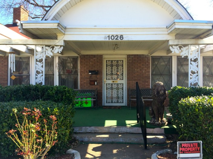 Oswald Rooming House Dallas Texas