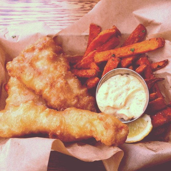 Fish and Chips San Diego