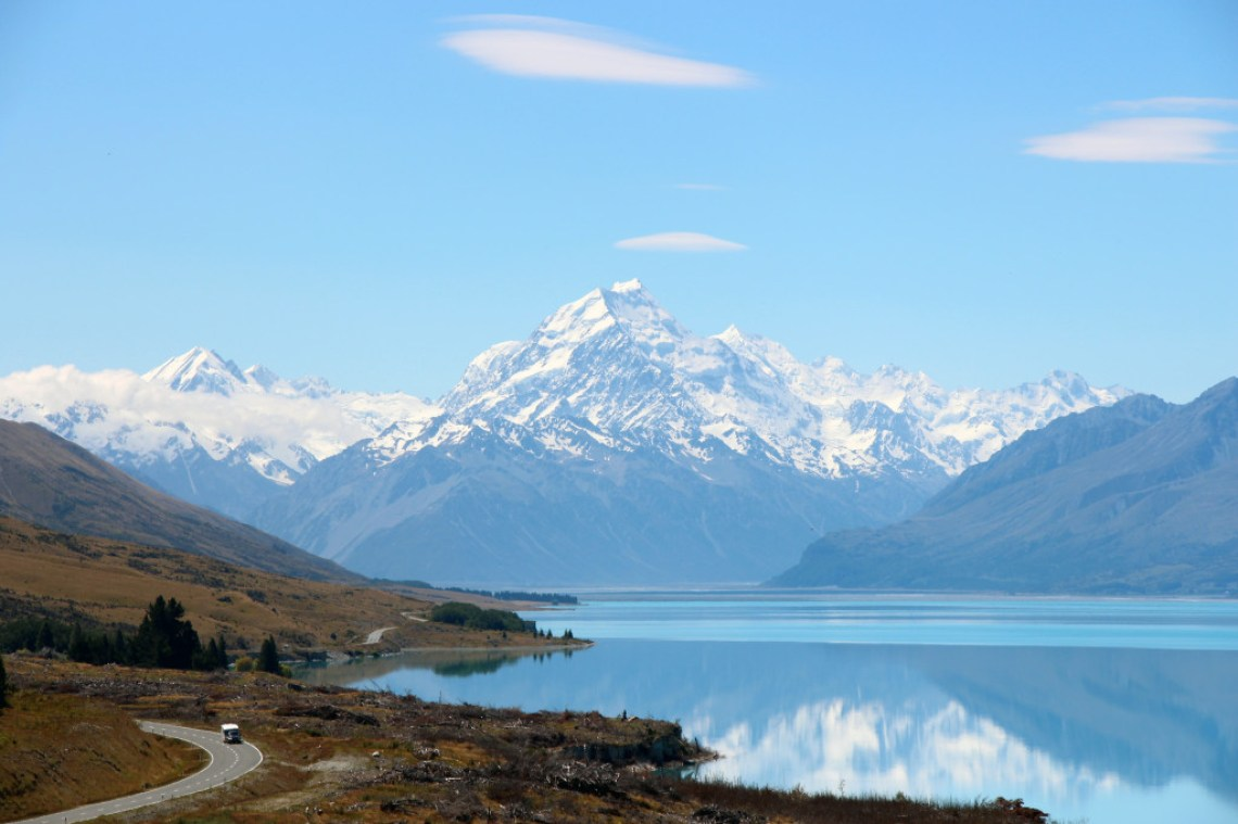Aoraki Mount Cook - New Zealand