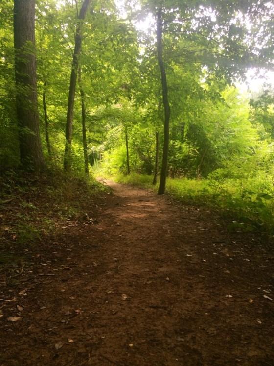 Saxapahaw Trails