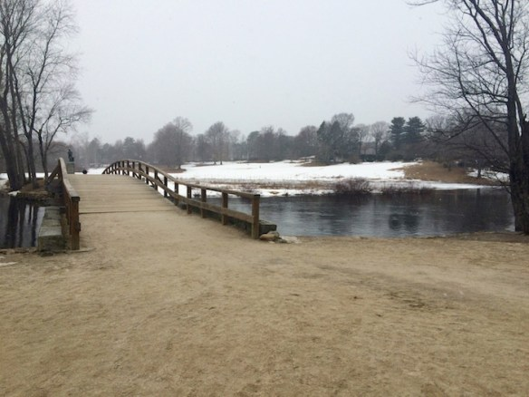 Minuteman National Historic Park - Concord MA