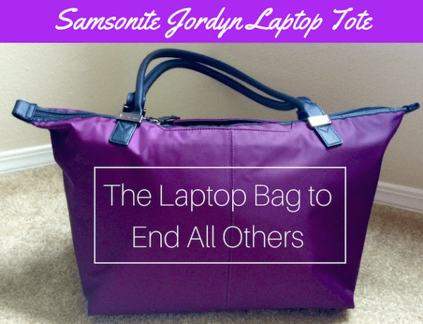 Samsonite Jordyn Laptop Tote-The Laptop Bag to End All Others