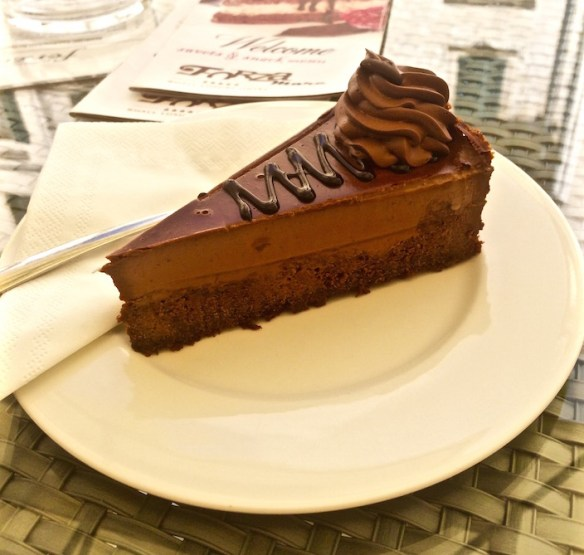 Chocolate Cake in Kotor