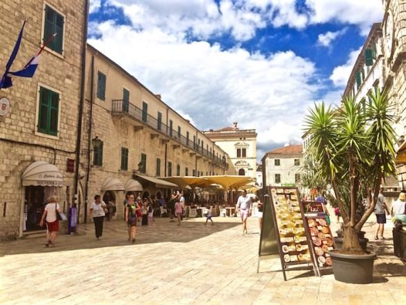 Kotor Montenegro Old Town