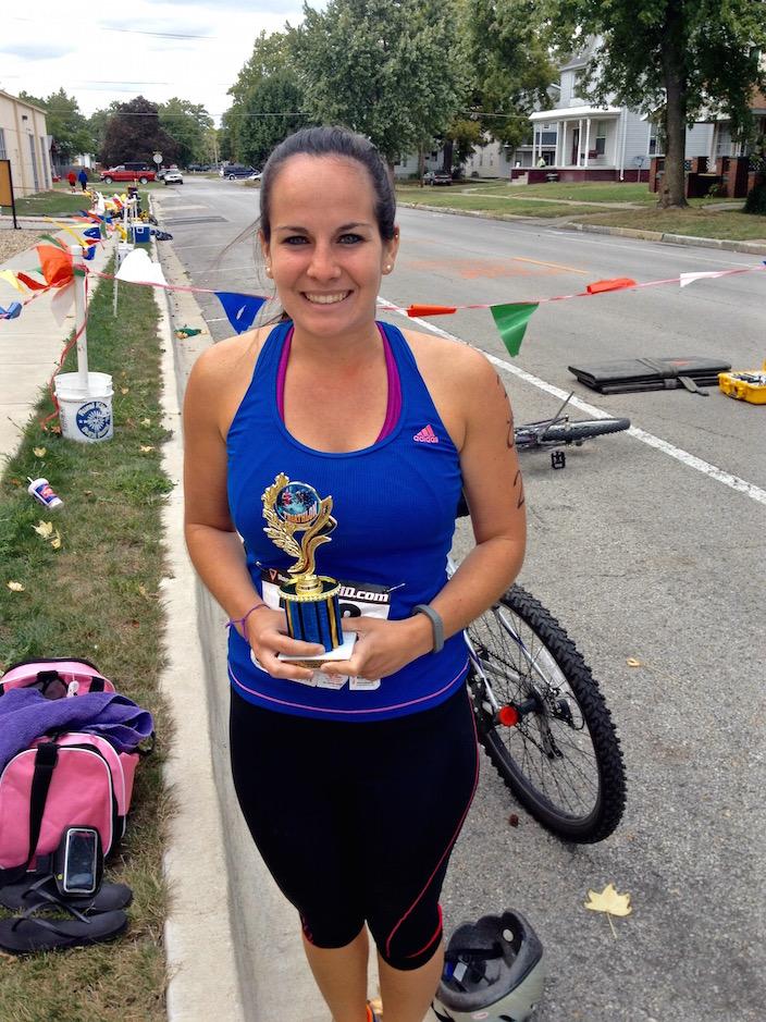 Triathlon Finisher