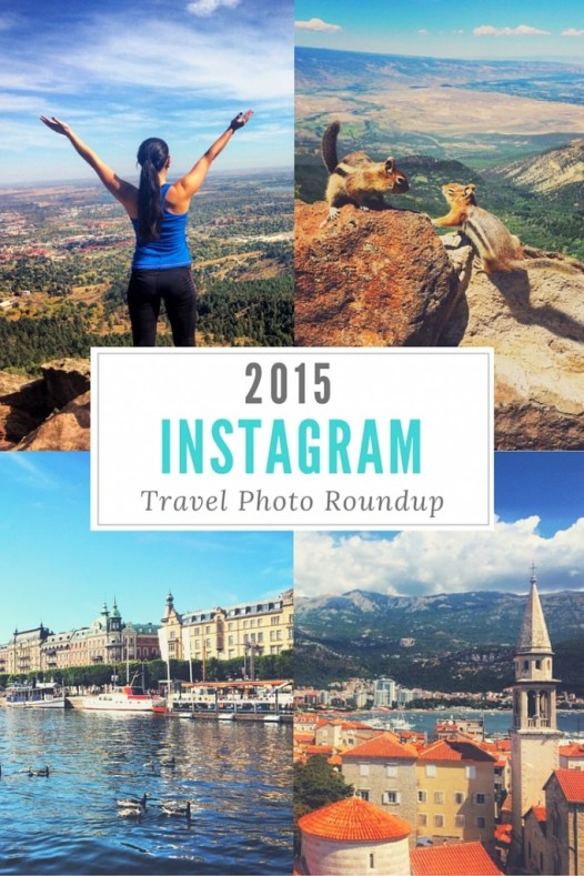 2015 Instagram Travel Photo Roundup