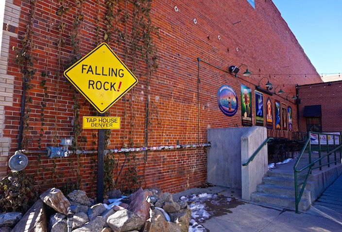 Falling Rock Tap House Denver