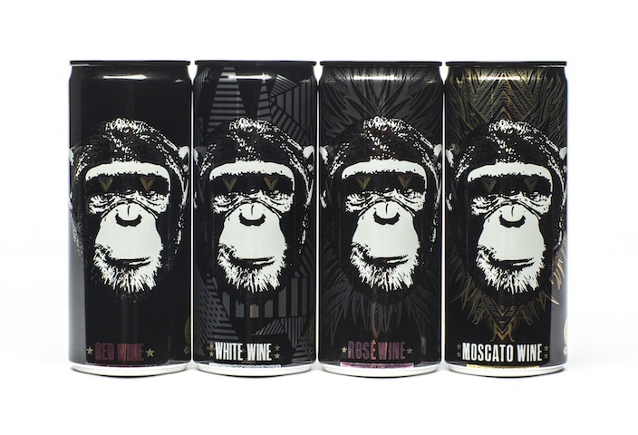 The Infinite Monkey Theorem Canned Wine