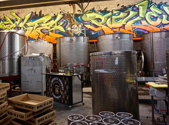 The Infinite Monkey Theorem Urban Winery