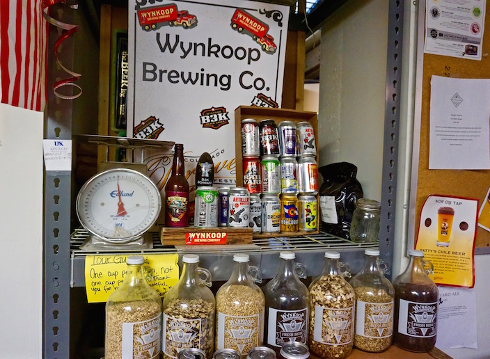 Wynkoop Brewery Tour Denver