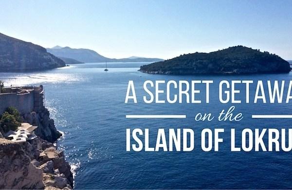 A Secret Getaway on the Island of Lokrum