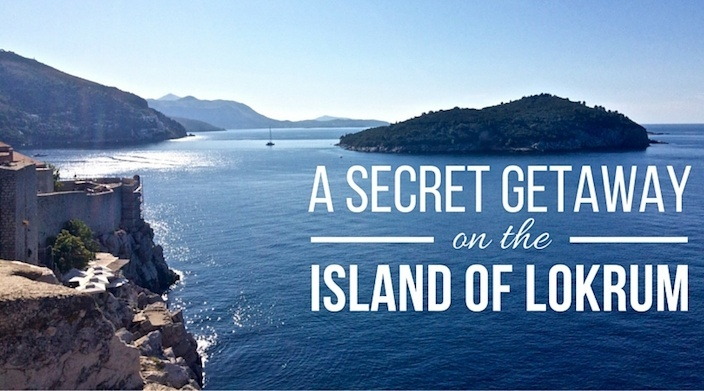 A Secret Getaway on the Island of Lokrum