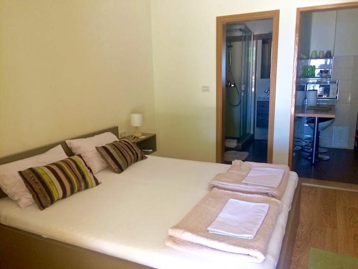 Apartments Šiljug Bedroom Cavtat