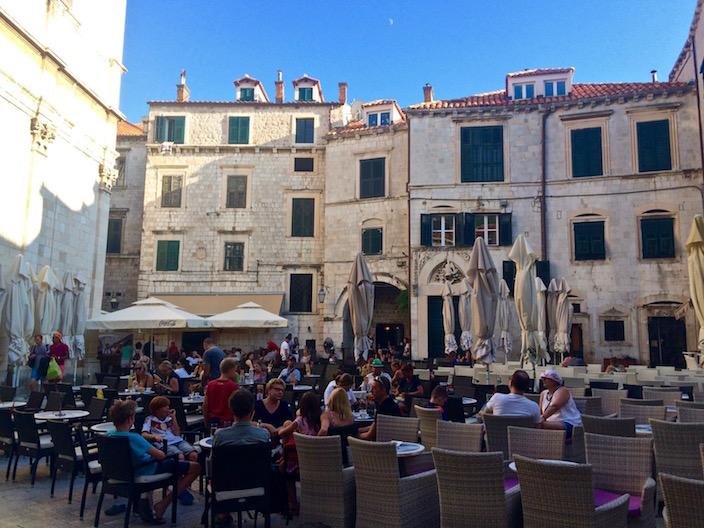 Cafe Culture Dubrovnik