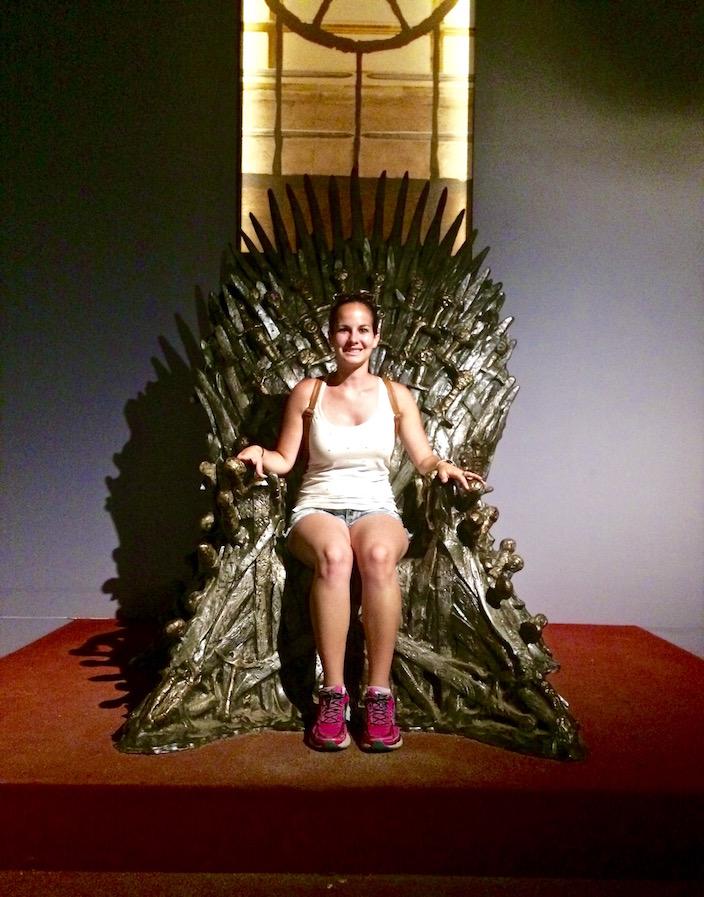 Game of Thrones Iron Throne Lokrum Croatia