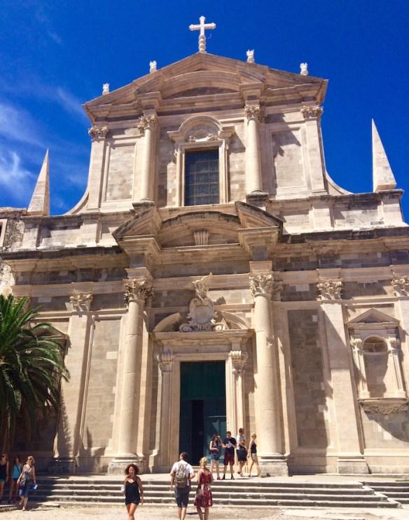 St. Ignatius Church Dubrovnik Croatia