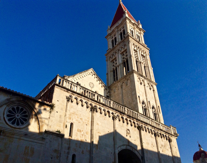 Cathedral of St. Lawrence - Trogir Croatia