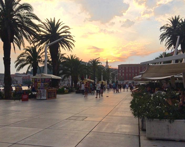 Riva Harbor Promenade