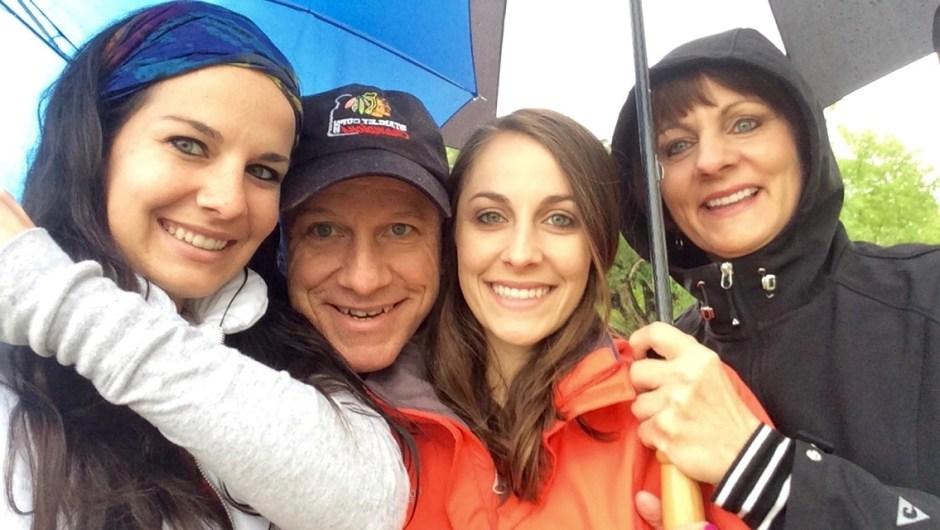 Boulder Rainy Day - Get Outside