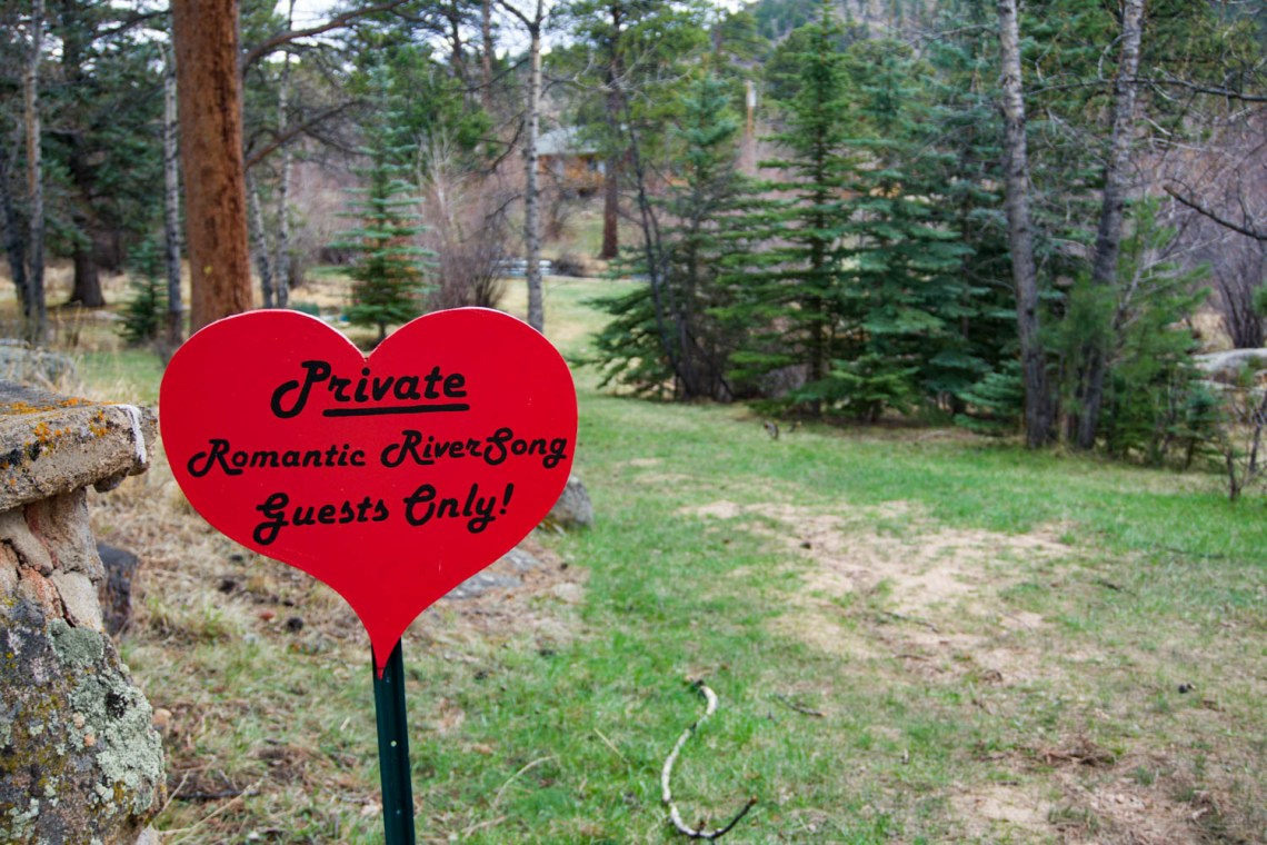 Estes Park Bed and Breakfast - Romantic Getaway
