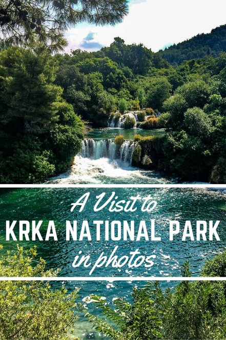 A Visit to Krka National Park in Photos