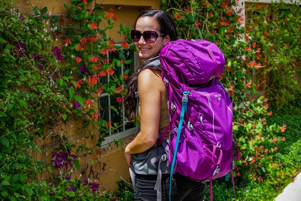 Backpacking Croatia - What to Pack