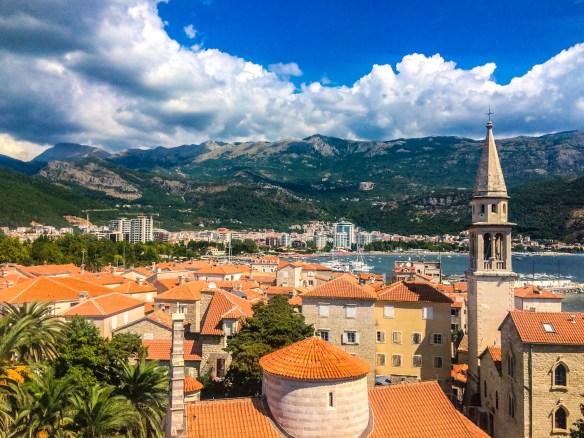 Budva Montenegro Itinerary