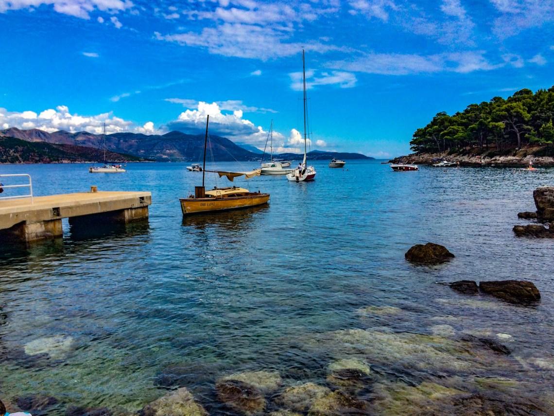 Croatia Itinerary - Island of Lokrum