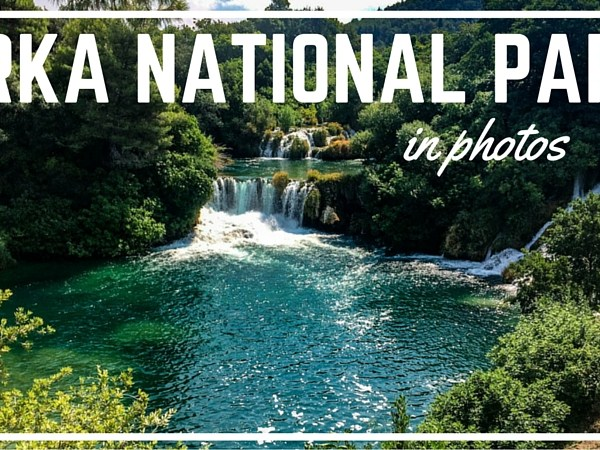 Krka National Park Croatia in Photos