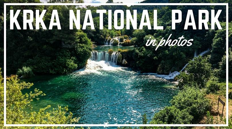 Krka National Park Croatia in Photos