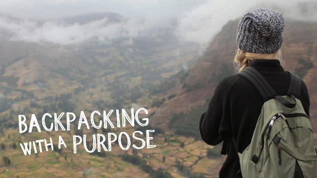 Operation Groundswell - Backpacking with Purpose littleBIGthings