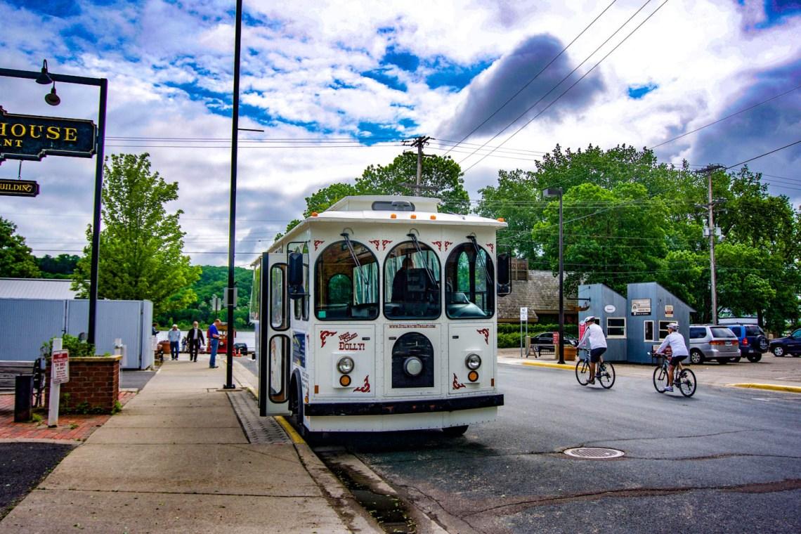 Stillwater Trolley Company - Minnesota Small Town