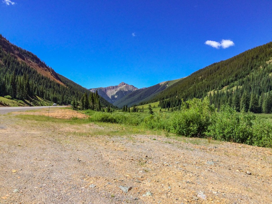 Million Dollar Highway - Southwestern Colorado Road Trip