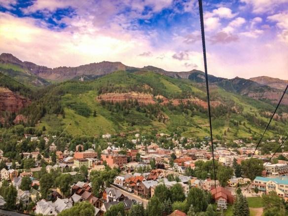 Telluride Colorado Road Trip