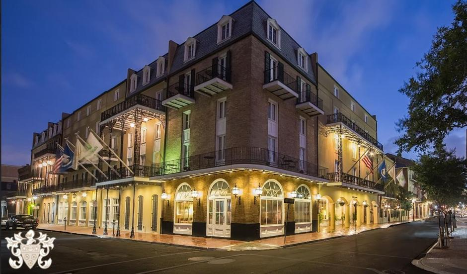 Chateau Le Moyne - Historic Hotels in New Orleans