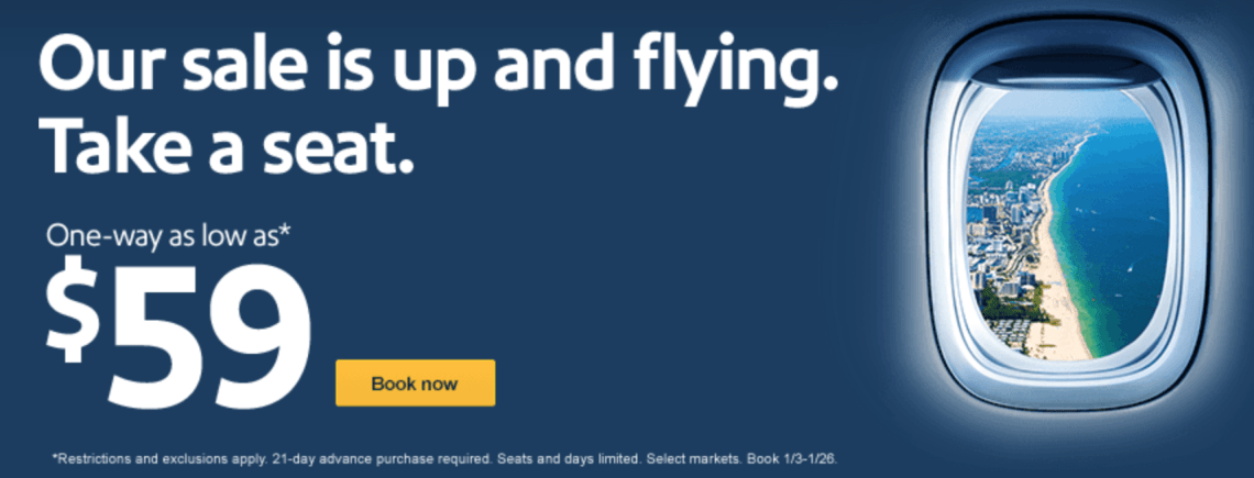 Transfarency - Reasons to Love Southwest Airlines