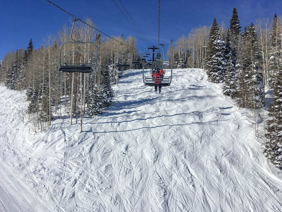 Park City Mountain Utah Ski Trip