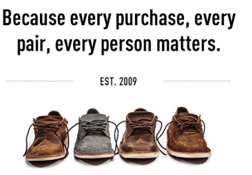 Oliberté - Fair Trade Certified Footwear