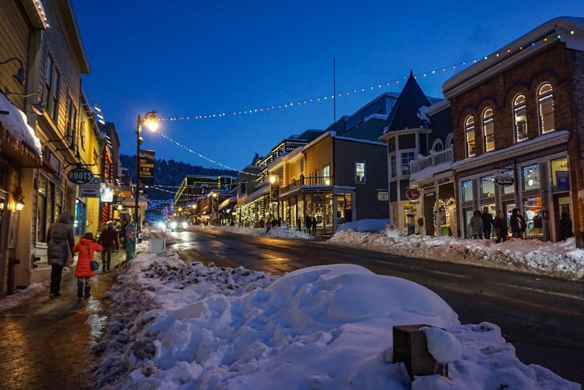 Winter Things to to in Park City Travel Guide