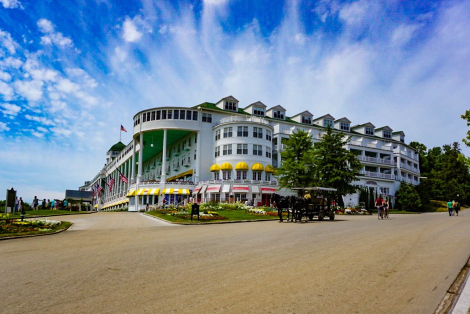 Grand Hotel - Mackinac Island Travel Guide