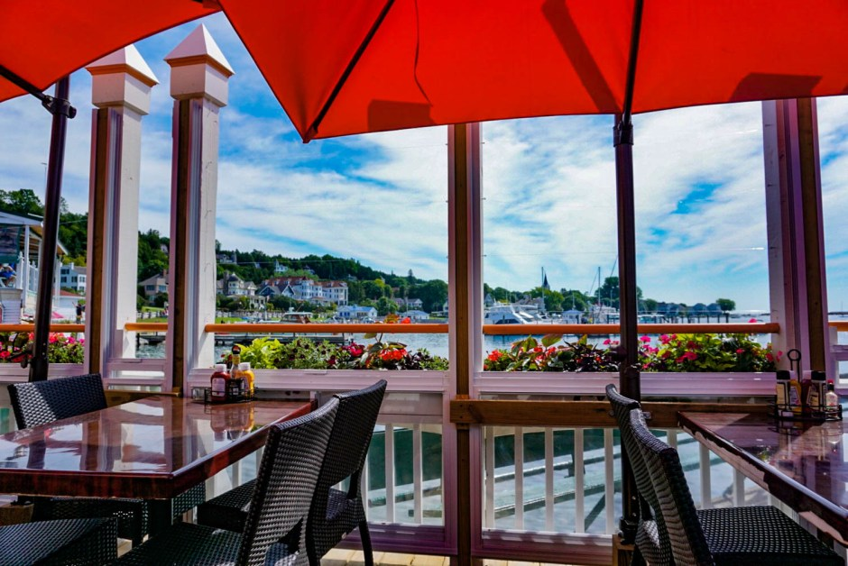 Rileys Grill Mackinac Island Travel Guide