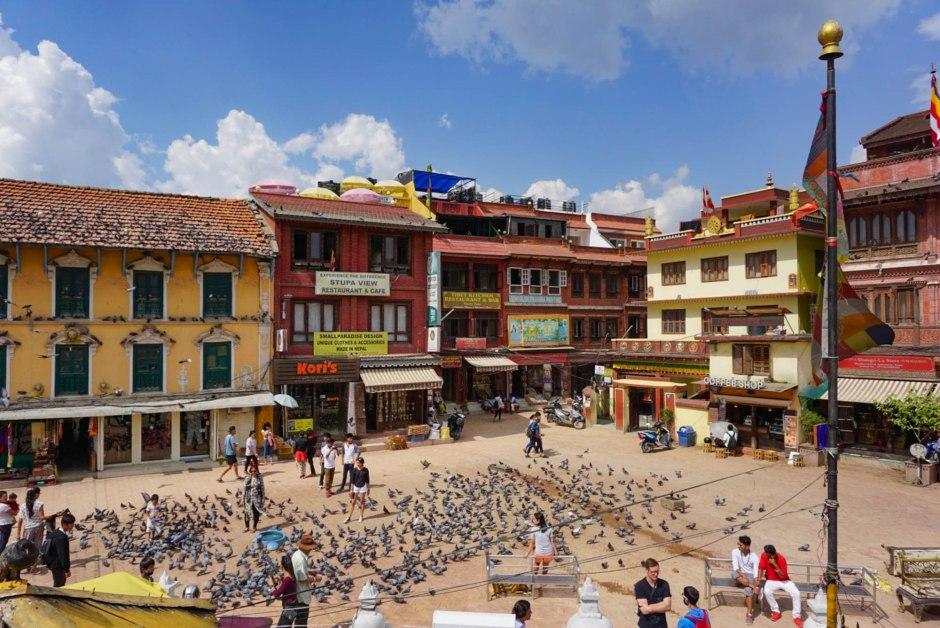 Bouddhanath Kathmandu Nepal