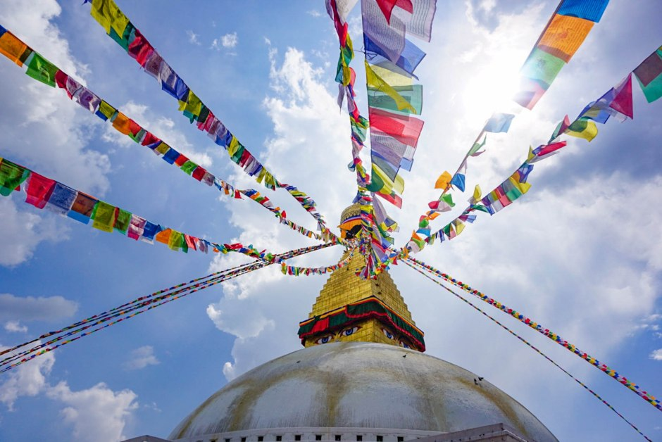 Bouddhanath Stupa - Things To Do in Kathmandu Nepal