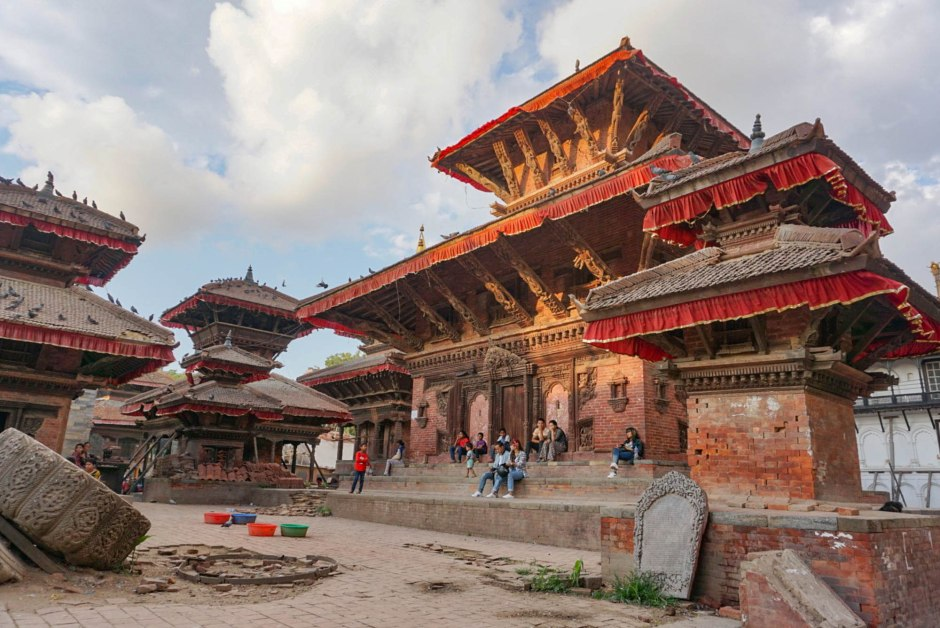 Jagannath Temple Kathmandu Durbar Square