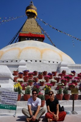 Kat & Mike Kathmandu, Nepal - Unearth the World