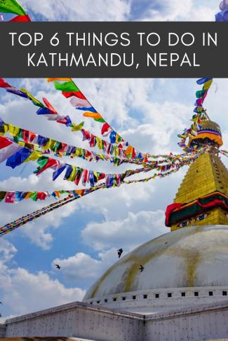 Top Six Things To Do In Kathmandu Nepal