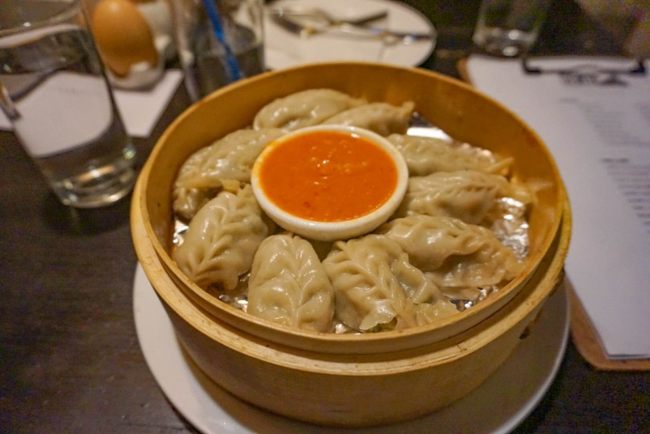 Momos - Things to do in Pokhara Nepal